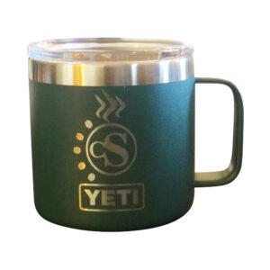 Classy N' Sassy Laser Engraved Yeti 14oz Mug