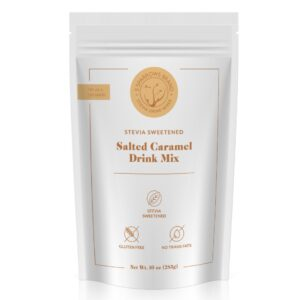 Sugar Free Salted Caramel Drink Mix